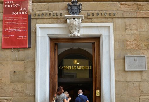 Accademia Gallery entrance ticket