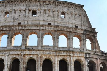 Colosseum entrance ticket