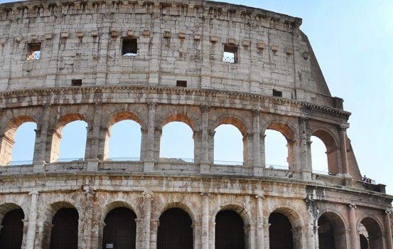 Colosseum entrance ticket
