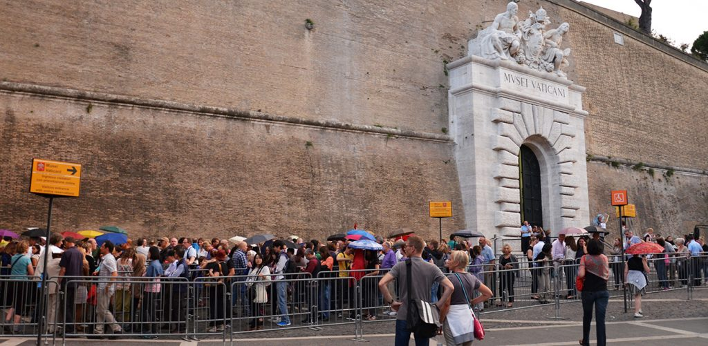 HOW DO YOU BOOK A PRIVATE TOUR TO ROME?