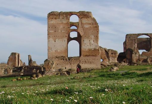 The Thermae of Caracalla