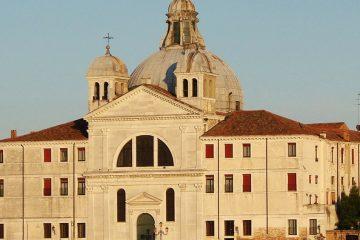 Chiesa delle Zitelle  Venezia