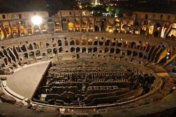 Colosseum Night Opening 2013