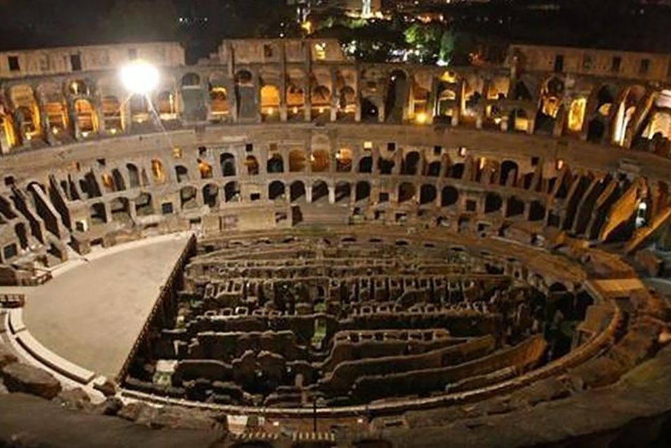 Colosseum Night Opening 2013