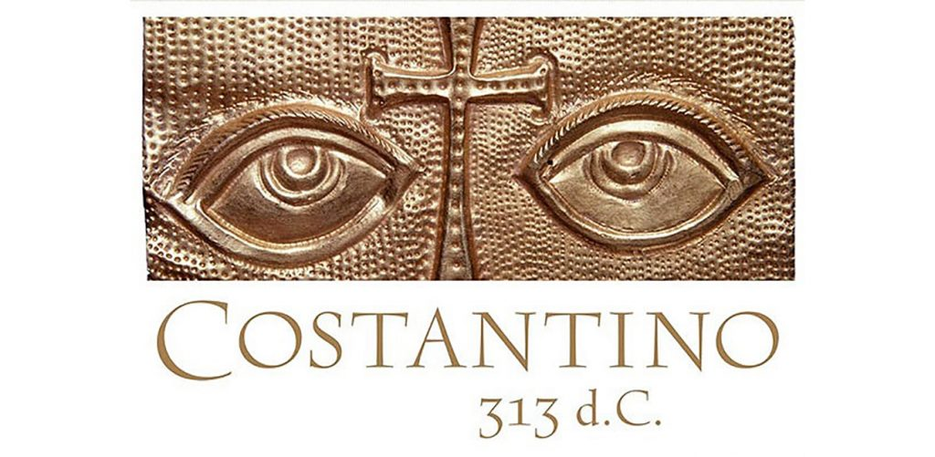 Constantine 313 d. C. Exhibition at the Colosseum