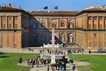 Il Maggio d'Estate è a Palazzo Pitti nel Cortile dell'Ammannati