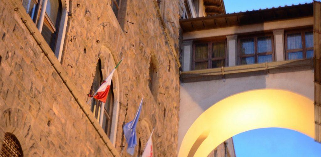Special opening of the Vasari Corridor September 14, 2013