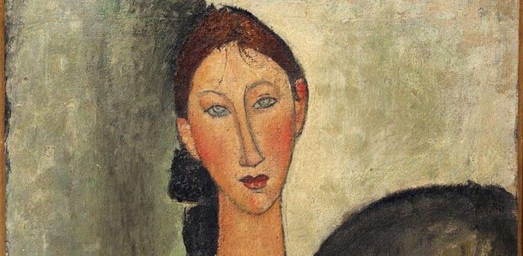 The Modigliani exhibition at Palazzo Reale in Milan