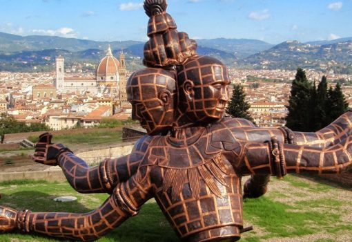 Stenterello: the only Mask of the Florence Carnival