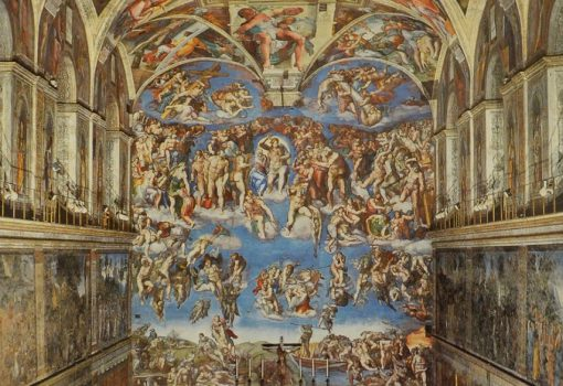The Gate of Heaven in the Siena Cathedral until January 6, 2014