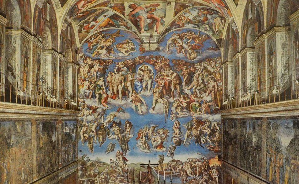 The Restoration of the Sistine Chapel in the Vatican Museums