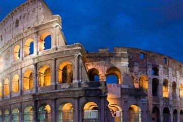 La Luna sul Colosseo Apertura Straordinaria Serale 6-7-8 Dicembre 2013