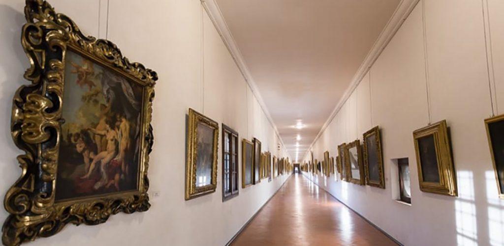 Vasari Corridor December 28th 2013 Opening