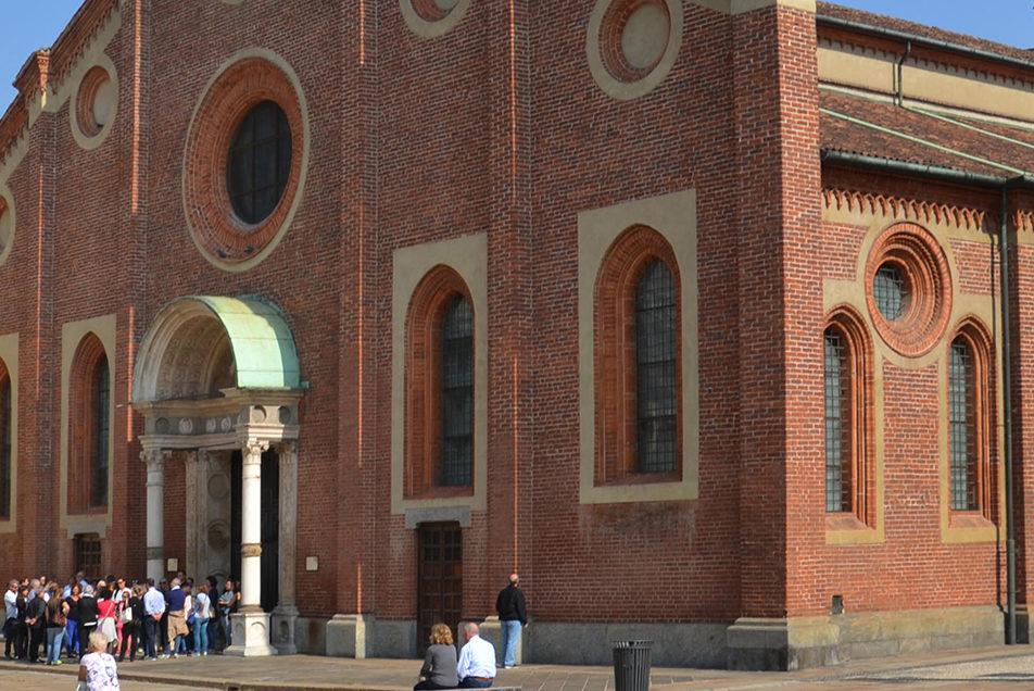 Nuovo Tour dell' Ultima Cena Milan Museum in Italiano 5 Dicembre