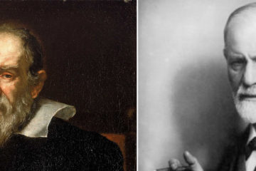 Sigmund Freud e la notte a Firenze con Galileo Galilei