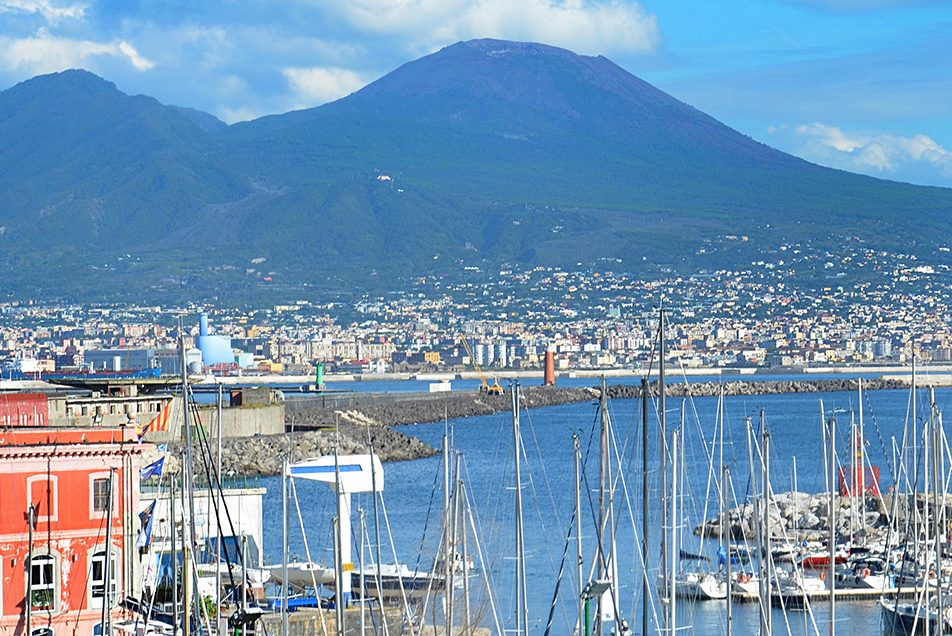 Guided tour of Naples and Pompeii