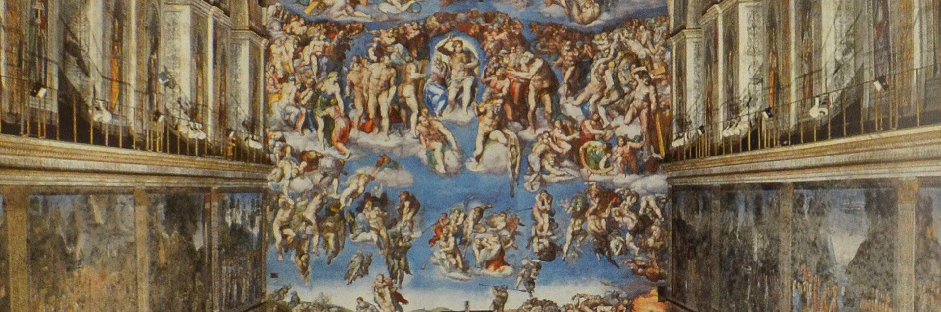 Why was the Sistine Chapel built?