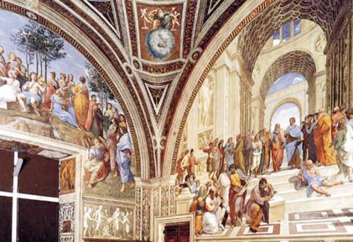 Who is the Botticelli's Primavera?