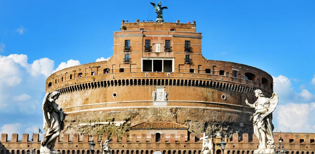 Entrance ticket to Castel Sant'Angelo