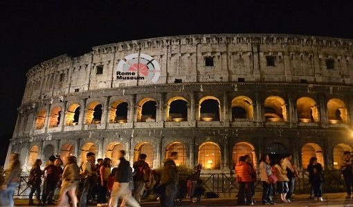 Video Guida al Colosseo