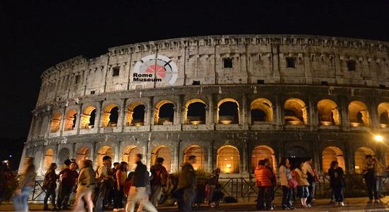 Colosseo Di Notte Visite.Colosseo Di Notte 2015 Visite Guidate Serali