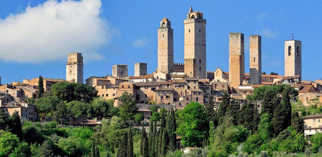 Excursion to San Gimignano