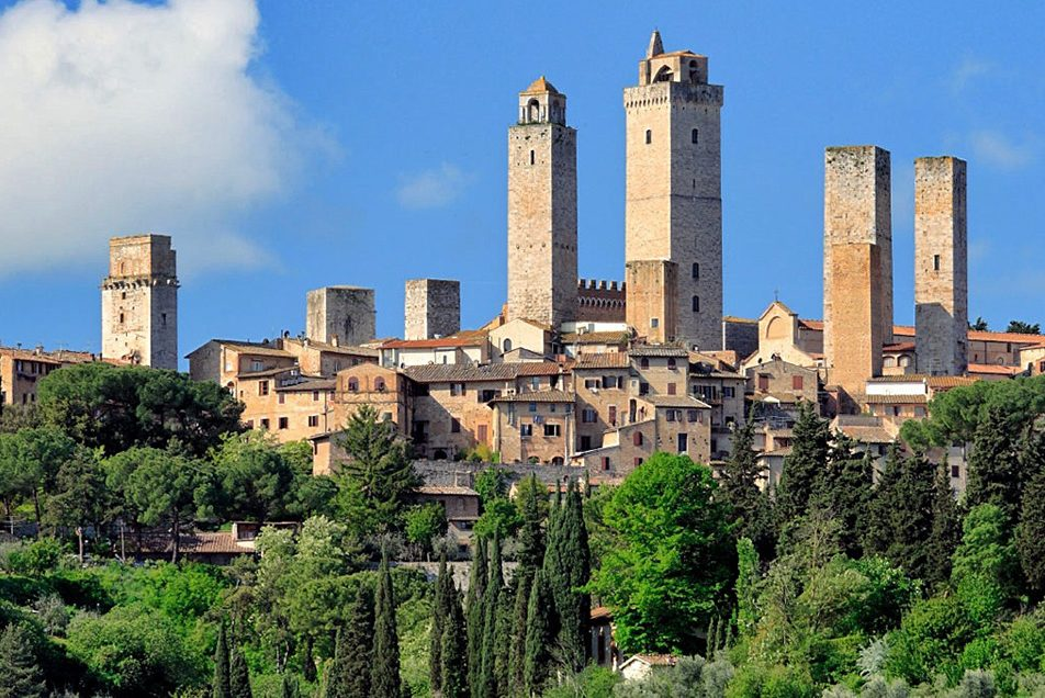 Excursion to San Gimignano