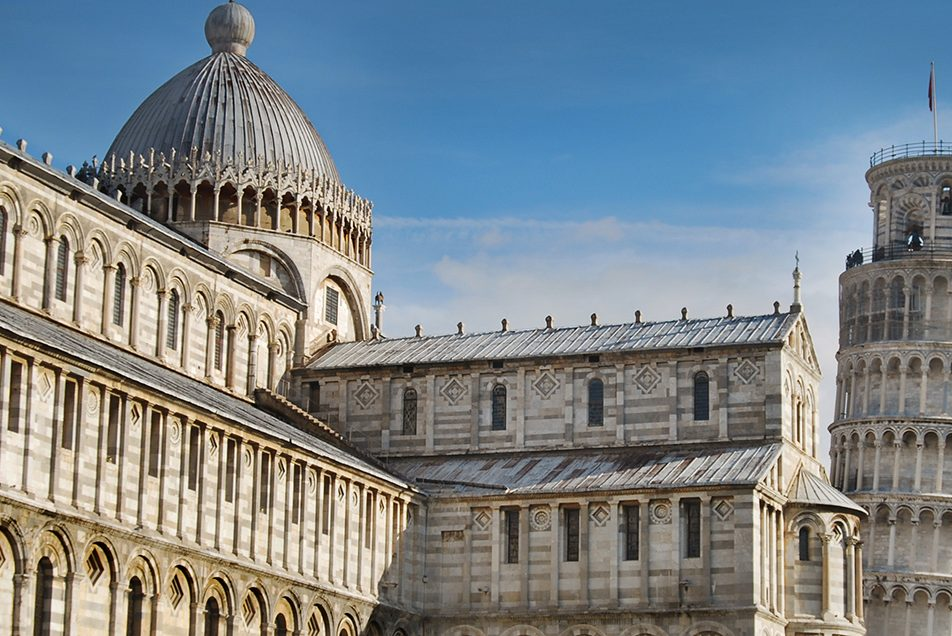 Guided Tour of Pisa and its Leaning Tower