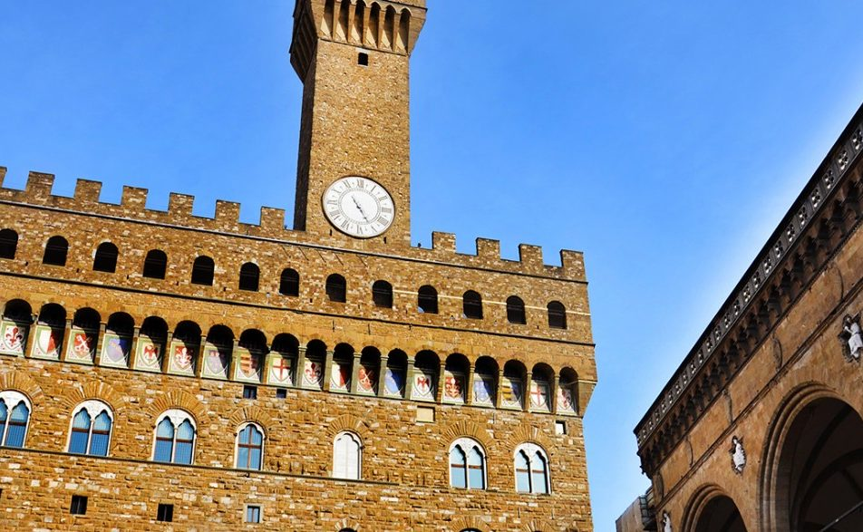 Group Guided Tours of Palazzo Vecchio