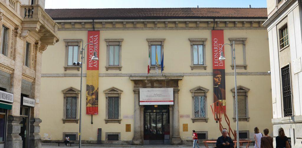 Pinacoteca Ambrosiana ticket
