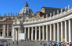 St. Peter's Basilica entrance ticket