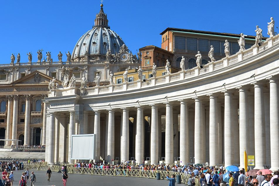 St. Peter's Basilica entrance ticket