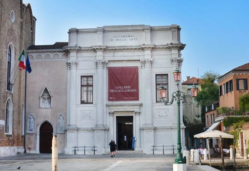 The Accademia Gallery of Venice