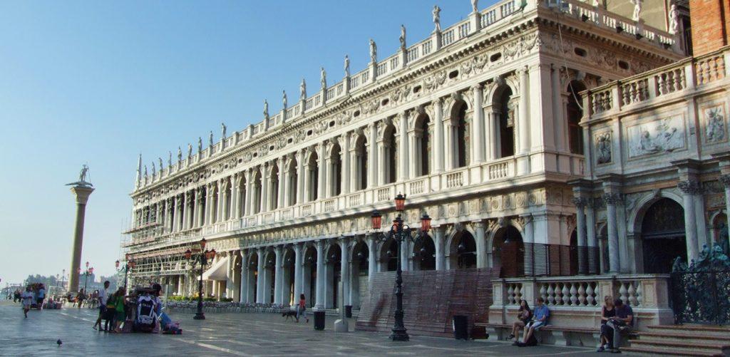The Biblioteca Marciana