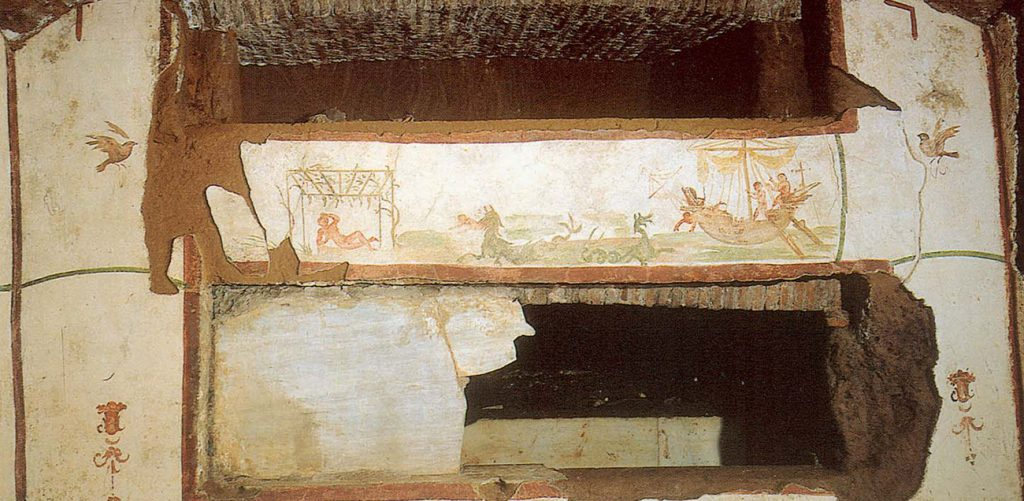 the etruscans and their burial practises Like their art, etruscan religion was not personal burial rites the etruscans seem to have believed literally in a land of the dead, a place.