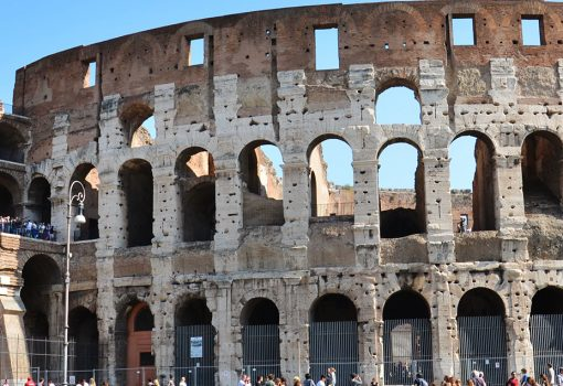 Private visit to the Colosseum and the Roman Forum