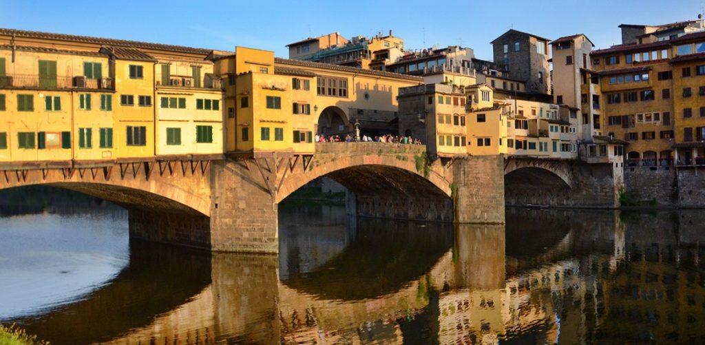 The Ponte Vecchio Guardian, Gerhard Wolf
