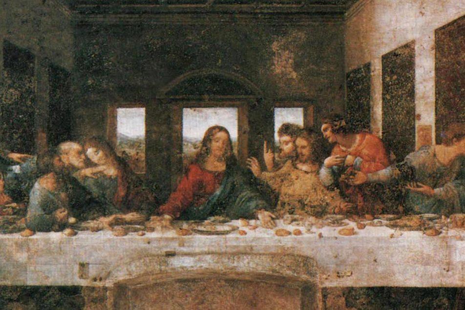 Biglietto d'ingresso al Cenacolo Vinciano