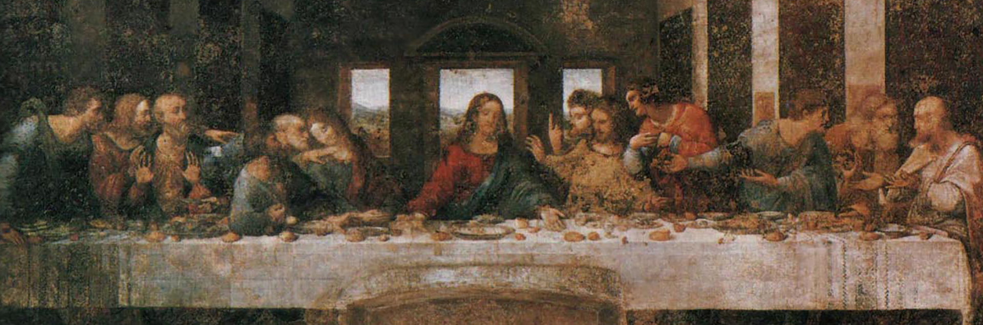 Image result for the last supper