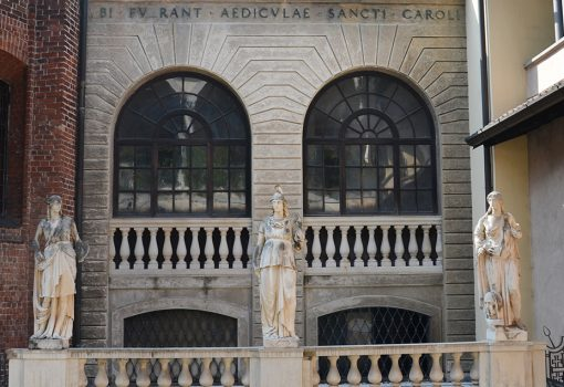 Bramante Sacristy entrance ticket