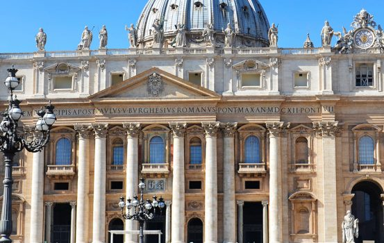 The St. Peter's Basilica