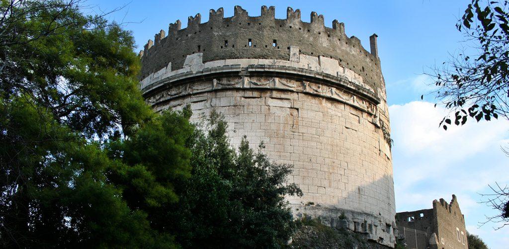 The Tomb of Cecilia Metella