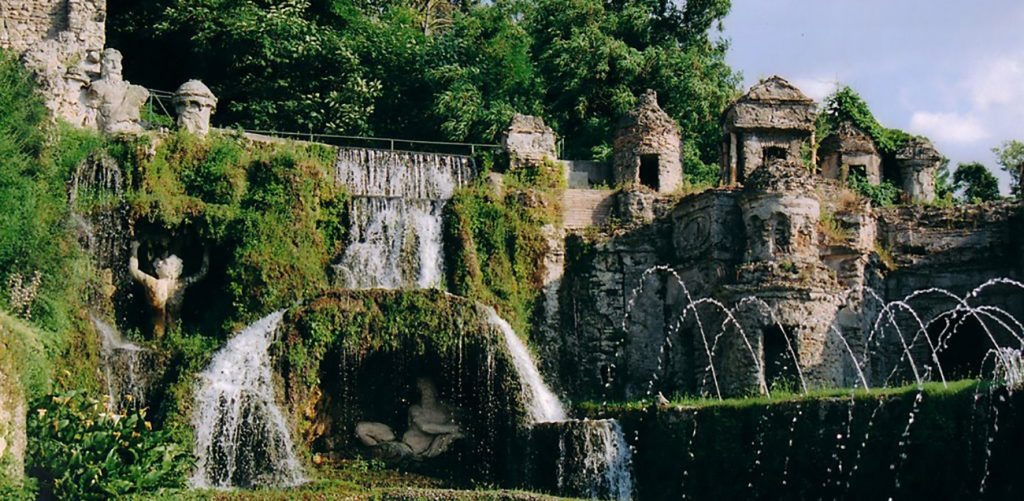 The city of Tivoli