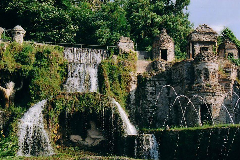 La città di Tivoli