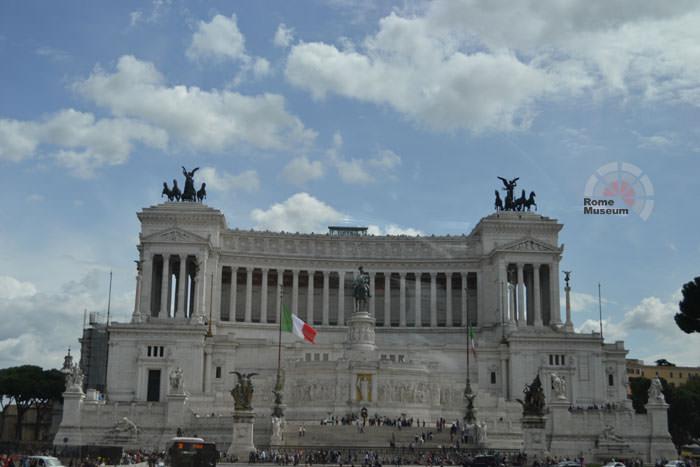 Tour Panoramico di Roma con Bus Scoperto