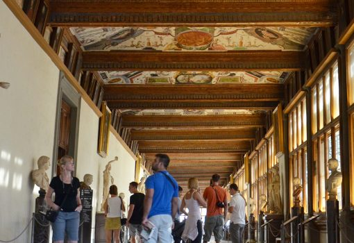 New Uffizi: six new rooms for the artists of the seventeenth century