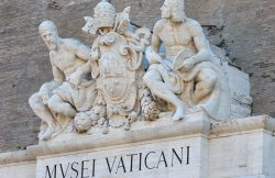 Vatican Museums entrance ticket