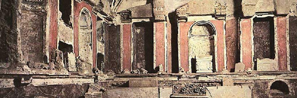 La Necropoli del Vaticano, Via Triumphalis