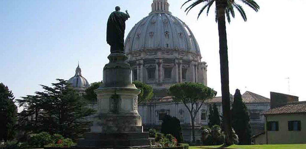 The Vatican Gardens