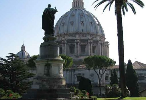 The Vatican Necropolis, Via Triumphalis